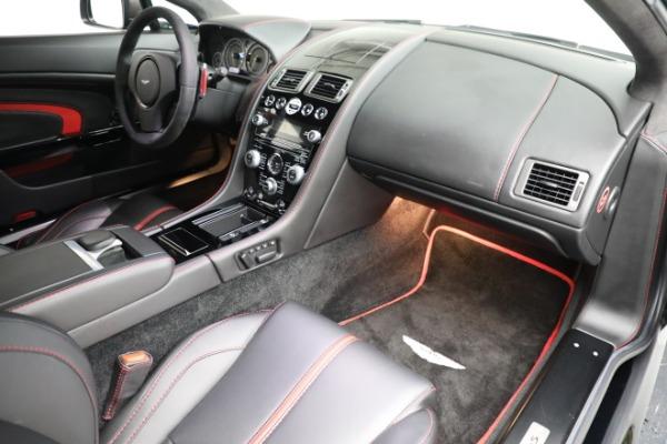 Used 2015 Aston Martin V12 Vantage S for sale $119,900 at Maserati of Westport in Westport CT 06880 21
