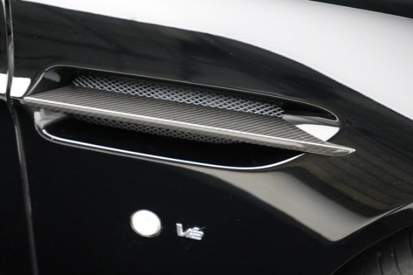Used 2015 Aston Martin V12 Vantage S for sale $119,900 at Maserati of Westport in Westport CT 06880 28