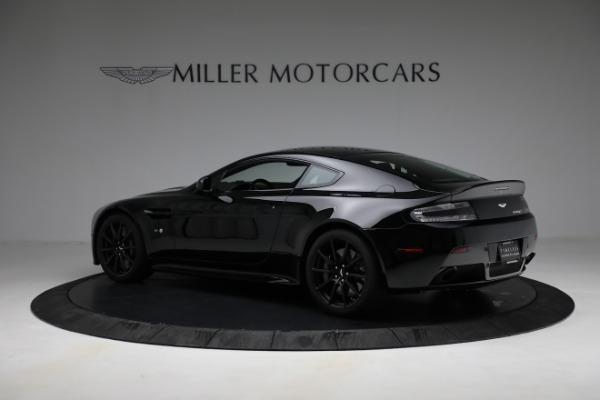 Used 2015 Aston Martin V12 Vantage S for sale $119,900 at Maserati of Westport in Westport CT 06880 3