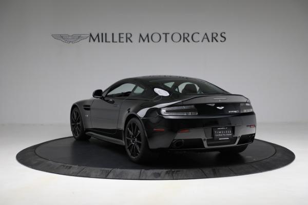 Used 2015 Aston Martin V12 Vantage S for sale $119,900 at Maserati of Westport in Westport CT 06880 4