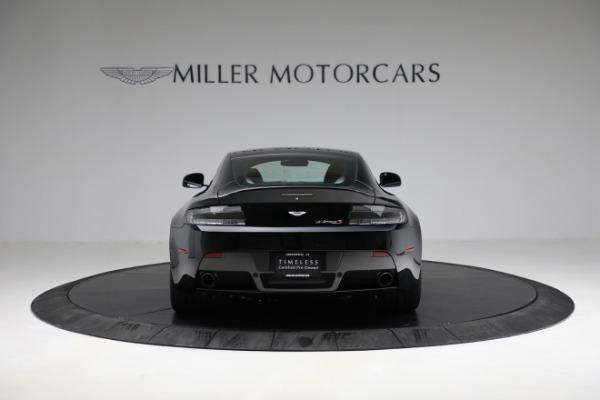 Used 2015 Aston Martin V12 Vantage S for sale $119,900 at Maserati of Westport in Westport CT 06880 6