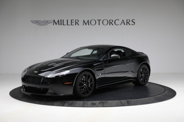 Used 2015 Aston Martin V12 Vantage S for sale $119,900 at Maserati of Westport in Westport CT 06880 1
