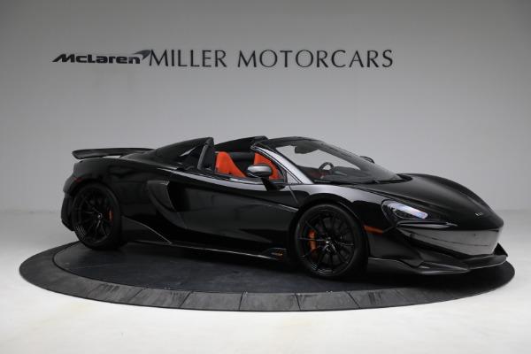 Used 2020 McLaren 600LT Spider for sale Call for price at Maserati of Westport in Westport CT 06880 10