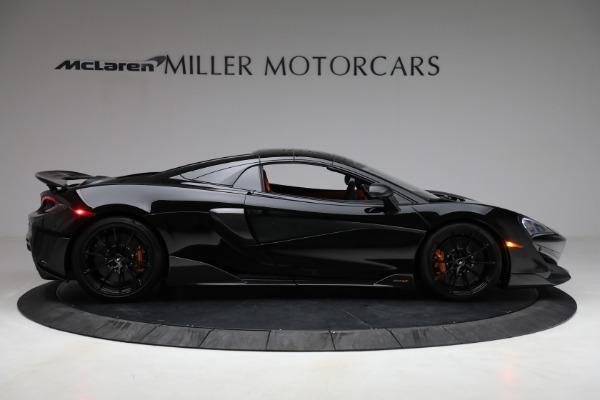 Used 2020 McLaren 600LT Spider for sale Call for price at Maserati of Westport in Westport CT 06880 25