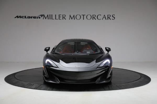 Used 2020 McLaren 600LT Spider for sale Call for price at Maserati of Westport in Westport CT 06880 27