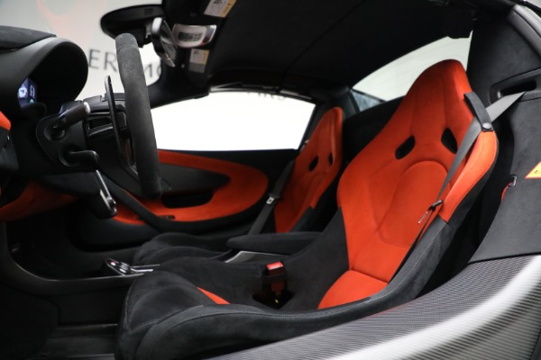 Used 2020 McLaren 600LT Spider for sale Call for price at Maserati of Westport in Westport CT 06880 28