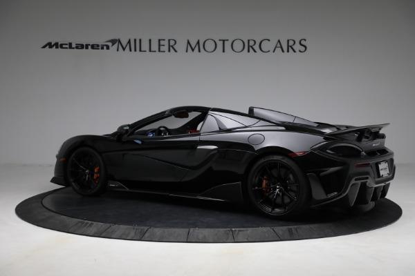 Used 2020 McLaren 600LT Spider for sale Call for price at Maserati of Westport in Westport CT 06880 4