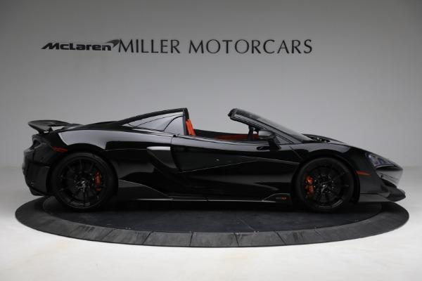 Used 2020 McLaren 600LT Spider for sale Call for price at Maserati of Westport in Westport CT 06880 9