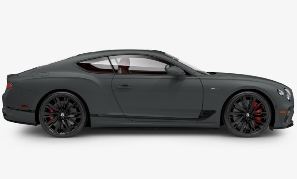 New 2022 Bentley Continental GT Speed for sale Call for price at Maserati of Westport in Westport CT 06880 5