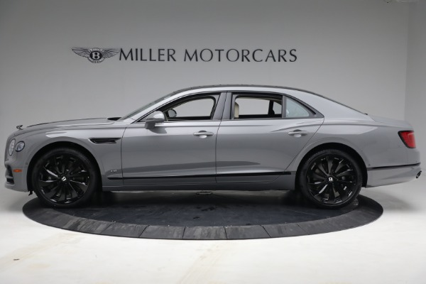 New 2022 Bentley Flying Spur Flying Spur V8 for sale Call for price at Maserati of Westport in Westport CT 06880 3