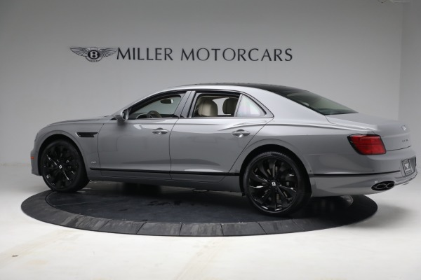 New 2022 Bentley Flying Spur Flying Spur V8 for sale Call for price at Maserati of Westport in Westport CT 06880 4