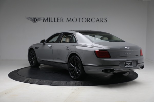New 2022 Bentley Flying Spur V8 for sale Call for price at Maserati of Westport in Westport CT 06880 5