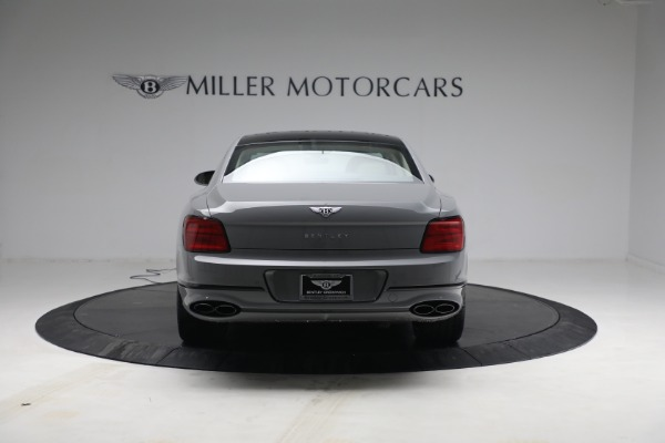 New 2022 Bentley Flying Spur Flying Spur V8 for sale Call for price at Maserati of Westport in Westport CT 06880 6