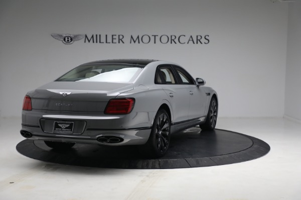 New 2022 Bentley Flying Spur V8 for sale Call for price at Maserati of Westport in Westport CT 06880 7