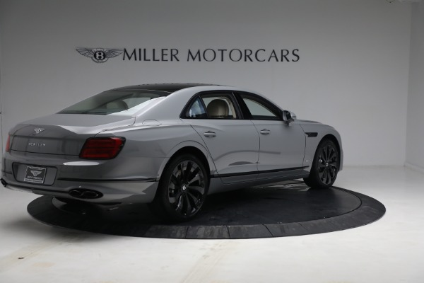 New 2022 Bentley Flying Spur V8 for sale Call for price at Maserati of Westport in Westport CT 06880 8