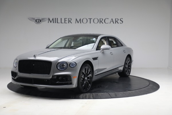 New 2022 Bentley Flying Spur V8 for sale Call for price at Maserati of Westport in Westport CT 06880 1