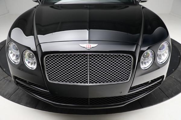 Used 2017 Bentley Flying Spur V8 for sale $144,900 at Maserati of Westport in Westport CT 06880 13