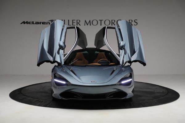 Used 2019 McLaren 720S Luxury for sale Call for price at Maserati of Westport in Westport CT 06880 12