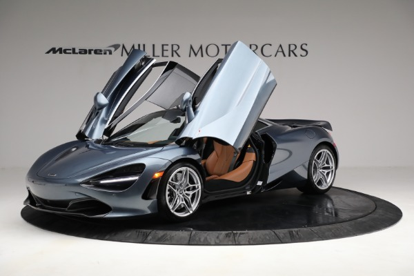 Used 2019 McLaren 720S Luxury for sale Call for price at Maserati of Westport in Westport CT 06880 13