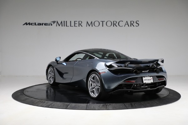 Used 2019 McLaren 720S Luxury for sale Call for price at Maserati of Westport in Westport CT 06880 4