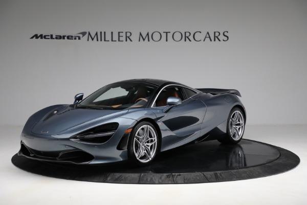 Used 2019 McLaren 720S Luxury for sale Call for price at Maserati of Westport in Westport CT 06880 1