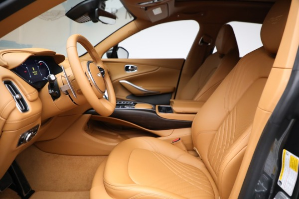 New 2021 Aston Martin DBX for sale $203,886 at Maserati of Westport in Westport CT 06880 11