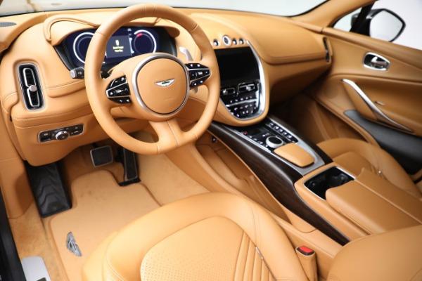 New 2021 Aston Martin DBX for sale $203,886 at Maserati of Westport in Westport CT 06880 12