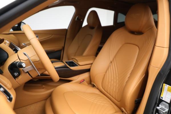 New 2021 Aston Martin DBX for sale $203,886 at Maserati of Westport in Westport CT 06880 13