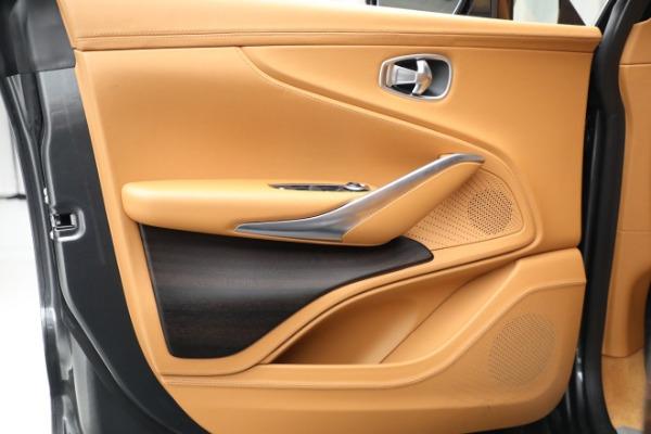 New 2021 Aston Martin DBX for sale $203,886 at Maserati of Westport in Westport CT 06880 14