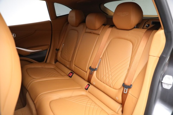 New 2021 Aston Martin DBX for sale $203,886 at Maserati of Westport in Westport CT 06880 17