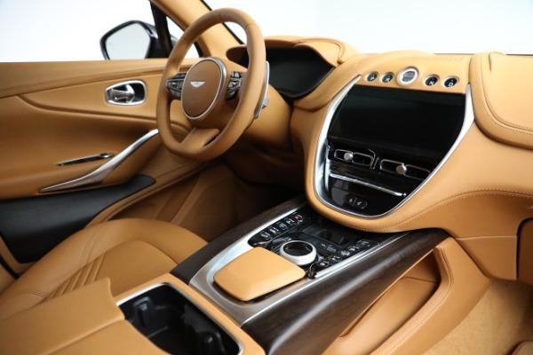 New 2021 Aston Martin DBX for sale $203,886 at Maserati of Westport in Westport CT 06880 19