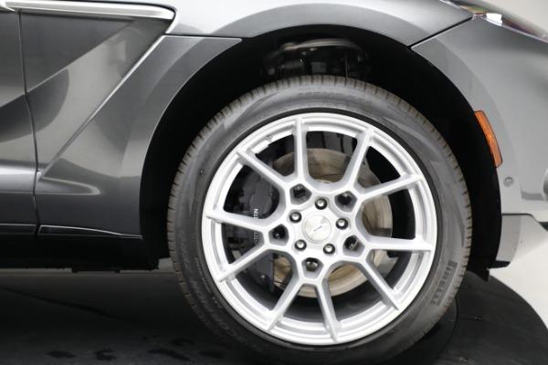 New 2021 Aston Martin DBX for sale $203,886 at Maserati of Westport in Westport CT 06880 20