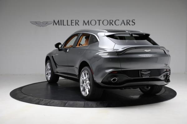 New 2021 Aston Martin DBX for sale $203,886 at Maserati of Westport in Westport CT 06880 4