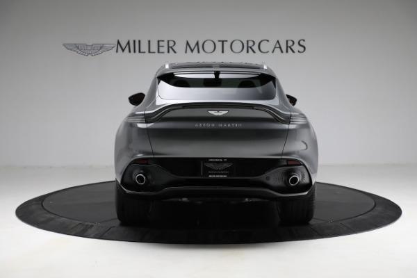 New 2021 Aston Martin DBX for sale $203,886 at Maserati of Westport in Westport CT 06880 5