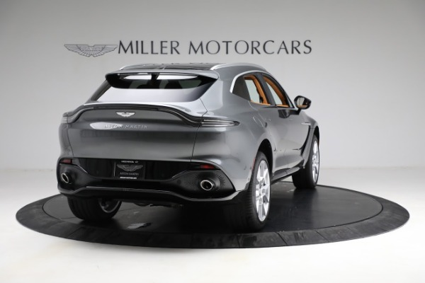 New 2021 Aston Martin DBX for sale $203,886 at Maserati of Westport in Westport CT 06880 6
