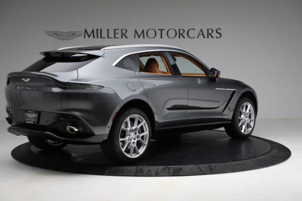 New 2021 Aston Martin DBX for sale $203,886 at Maserati of Westport in Westport CT 06880 7