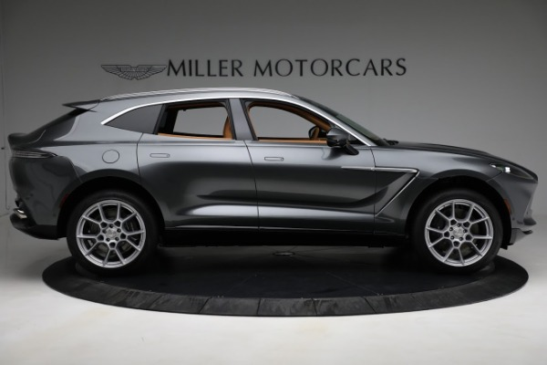 New 2021 Aston Martin DBX for sale $203,886 at Maserati of Westport in Westport CT 06880 8