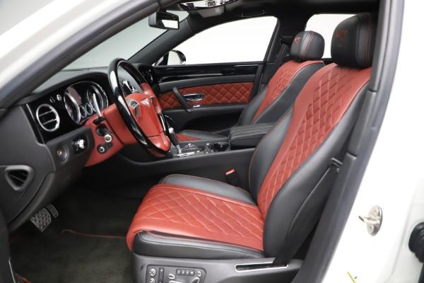 Used 2017 Bentley Flying Spur V8 S for sale $149,900 at Maserati of Westport in Westport CT 06880 17