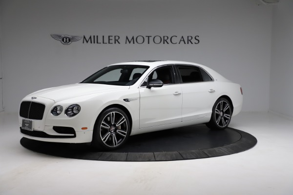 New 2017 Bentley Flying Spur V8 S for sale Sold at Maserati of Westport in Westport CT 06880 2