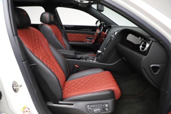 Used 2017 Bentley Flying Spur V8 S for sale $149,900 at Maserati of Westport in Westport CT 06880 22