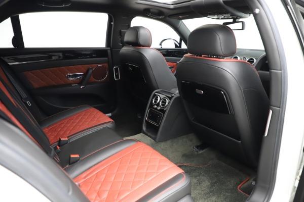 Used 2017 Bentley Flying Spur V8 S for sale $149,900 at Maserati of Westport in Westport CT 06880 24