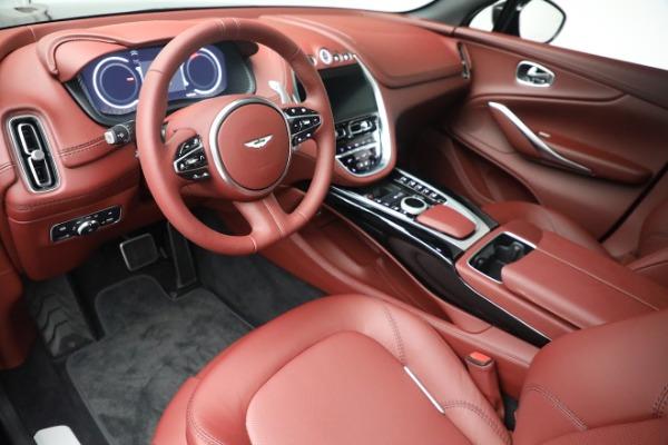 New 2021 Aston Martin DBX for sale $200,686 at Maserati of Westport in Westport CT 06880 13