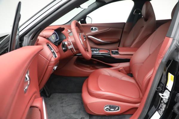 New 2021 Aston Martin DBX for sale $200,686 at Maserati of Westport in Westport CT 06880 14