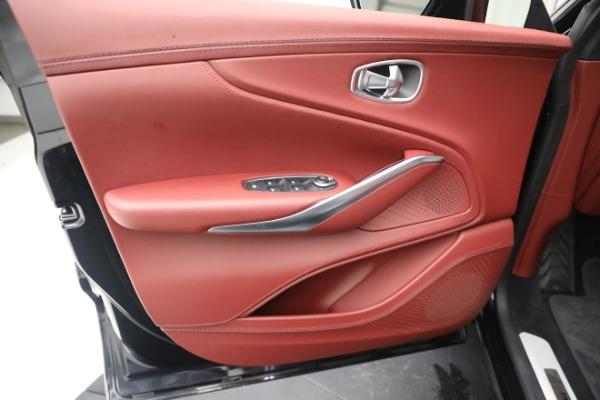 New 2021 Aston Martin DBX for sale $200,686 at Maserati of Westport in Westport CT 06880 16