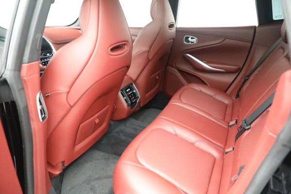 New 2021 Aston Martin DBX for sale $200,686 at Maserati of Westport in Westport CT 06880 17