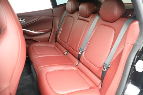 New 2021 Aston Martin DBX for sale $200,686 at Maserati of Westport in Westport CT 06880 18