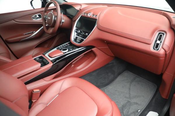 New 2021 Aston Martin DBX for sale $200,686 at Maserati of Westport in Westport CT 06880 19