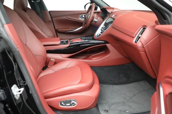 New 2021 Aston Martin DBX for sale $200,686 at Maserati of Westport in Westport CT 06880 20