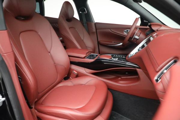 New 2021 Aston Martin DBX for sale $200,686 at Maserati of Westport in Westport CT 06880 21