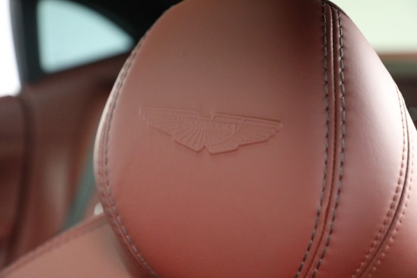 New 2021 Aston Martin DBX for sale $200,686 at Maserati of Westport in Westport CT 06880 22